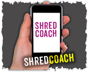 SHRED Coach