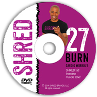 SHRED DVD